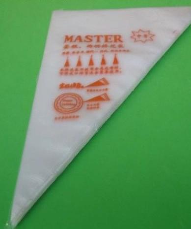 使い捨てクリームペストリーケーキアイシング配管飾り袋工具