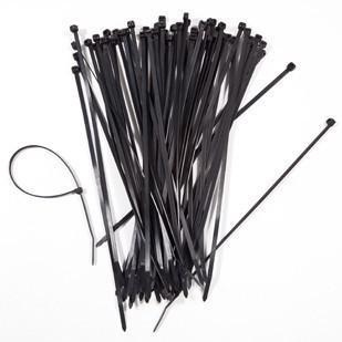 1000pcs self-locking Nylon cable ties Bundling belt buckle line 5*200