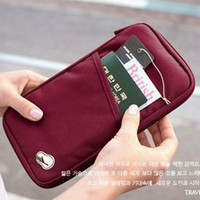 Wholesale Clutch Bag Wholesale Prices - Jade Fox Men Lady Clutch Bag Draw String Bag 2012 Korea Style Low Price 36PCS Lot Free Shipping EMS