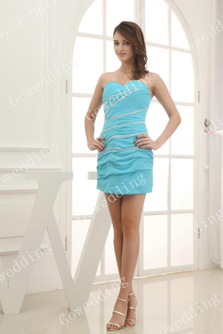 Ministyle dresses for wedding