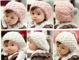 Wholesale Baby Ear Muffs - Free Shipping 2014 Hot Selling 5 Pieces Lot New Fashion High Quality Design Baby Hat