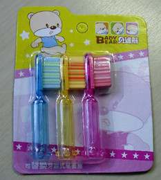 Gomme Dentaire Pas Cher-120 pcs / lot 3 pcs / Carte Brosse à dents Gomme Crayon Top Toppers Party Sac Favor Dentaire Kid Récompense Fournir
