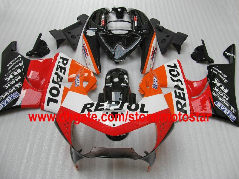ホンダCBR900RR 919 1998 1999 CBR900 919 99 CBR919RRボディ修理フェアリングセット