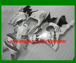 Honda 954 Canada - White silver REPSOL fairing kit for HONDA CBR900RR 954 2003 2002 CBR900 954RR CBR954 02 03 CBR954RR motorcycle road racing fairings