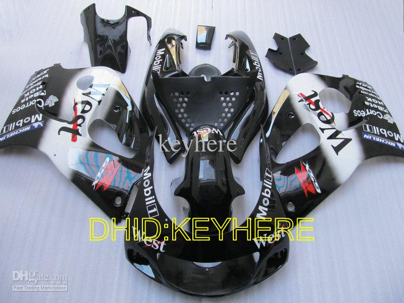 Suzuki 96 97 98 99 00 GSXR600 / 750 GSX-R750 R600 1996-2000 BodyWork