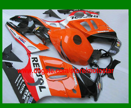1996 Honda Canada - Customize REPSOL theme bodywork fairing kit for 1995 1996 HONDA CBR600F3 CBR600 F3 CBR 600 F3 95 96 fairings kit