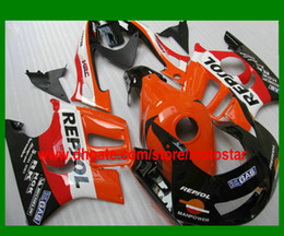 Discount cbr f3 repsol fairing kits REPSOL ABS fairing kit for 1997 1998 CBR 600 F3 97 98 CBR600 F3 CBR 600 F3 fairings bodywork