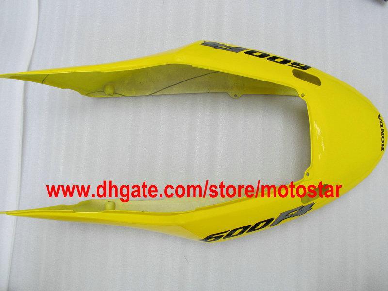 Gul Bodywork Fairing Kit för 1999 2000 Honda CBR600 F4 CBR 600 CBR600F CBR600F4 Full Fairings