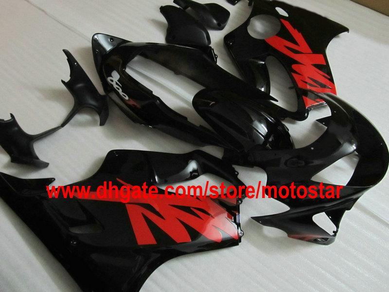 black red bodywork fairing kit for 1999 2000 HONDA CBR600 F4 CBR 600 CBR600F CBR600F4 full fairings
