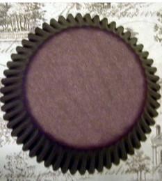 Copos abertos on-line-Abra o tamanho 4 cm pão xícaras de papel marrom queque muffin Choclate cozimento forros