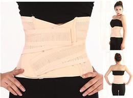 Vente en gros Ceinture de récupération post-partum nette de la ceinture ventrale pour la grossesse