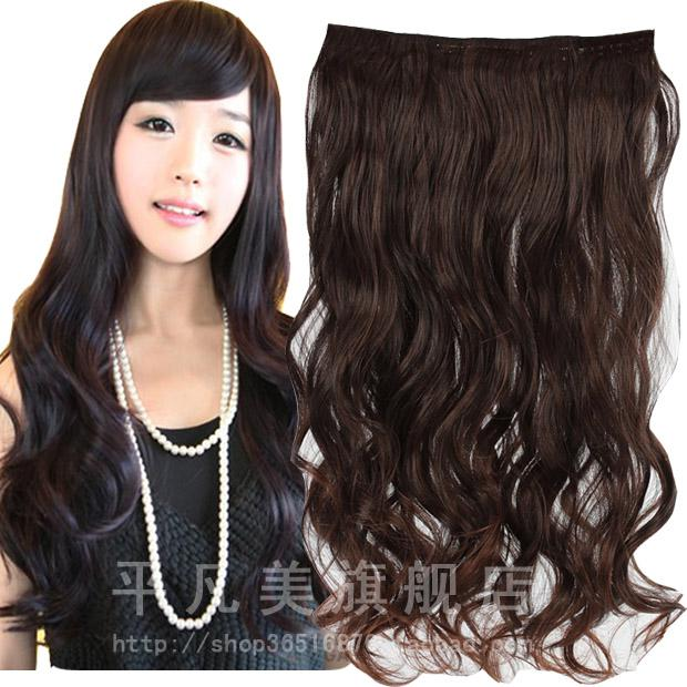 Clips inon synthetic hair extension black clips hair blonde hair 6pcslotfree shipping clips inon synthetic hair extension 30 colors black clips hair blonde hair clips 22inch 120gram one piece full head pmusecretfo Images