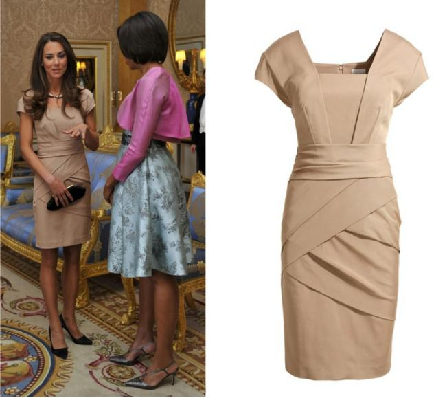Kate Middleton Gorgeous Wrap Dresses For Meeting With President ...