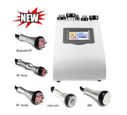 Wholesale 5in1 Ultrasonic Liposuction Machine - DHL Free For 2013 Latest Cheap Vela Shape 5in1 Ultrasonic Liposuction Cavitation Slimming Machine