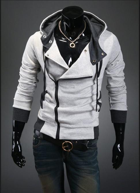 2012 New Assassin's Creed Style Mäns Slim Sweater / Tröja