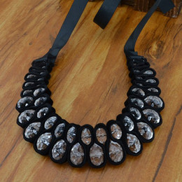 Discount designing women costumes - Fashion Costume jewelry Chokers collar necklaces Unique design for women lady party gift Free shippi