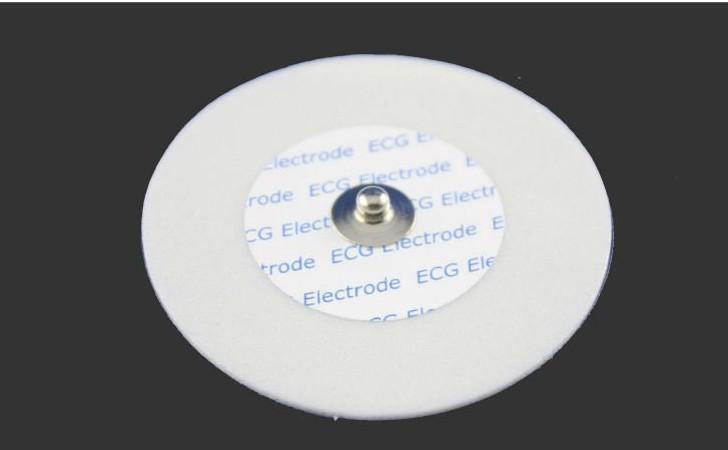 Almofadas de eletrodo universais do uso da almofada de espuma do ECG EKG de 50mm,