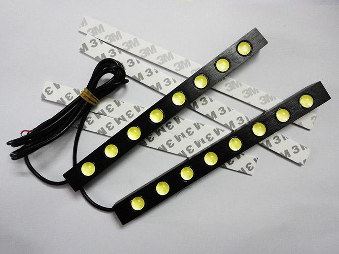 Drl 8x led light strip 12v auto led lights led lens waterproof drl 8x led light strip 12v auto led lights led lens waterproof universal car daytime lights car led daytime running lights car led running lights from aloadofball Gallery
