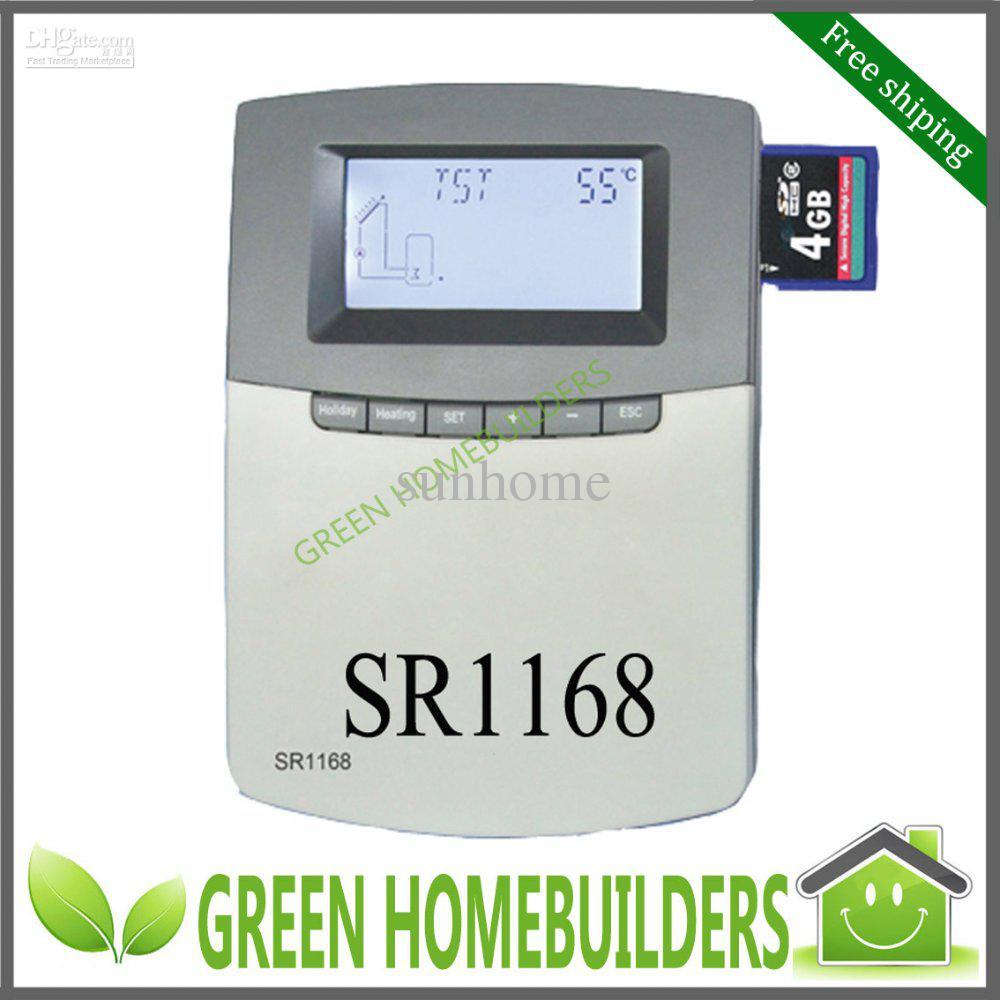 Großhandel Kostenloser Versand Sr1168 Solarwarmwasserbereiter ...