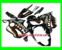 Wholesale star honda for sale - Group buy 7 Stars black Fairing kit for HONDA CBR600F4I CBR600 F4I CBR F4I Fairings set