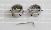 arnês de galo de aço venda por atacado-10pcs inoxidável aço cravado anel de bola galo e bola Harness scrotum bondage