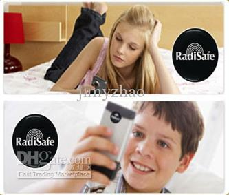 2014 Hot Products groothandel-lage prijs gezondheid retal werk Radisafe anti stralingssticker test door morlb lab / gratis s