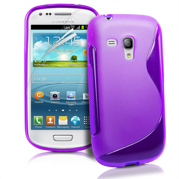 best service f626b ad719 Soft S Line TPU Gel Case Cover For Samsung Galaxy S3 Mini I8190 Customize  Cell Phone Case Fashion Cell Phone Cases From Cyberstore, $56.5| DHgate.Com