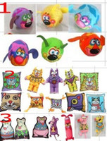 Wholesale Toy Pets Cat Free Shipping - Free shipping !fatcat cat pet toy with Catnip 20pcs lot