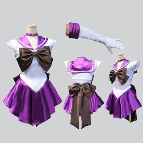 Gratis verzending Kostuum Sailor Moon Cosplay Kostuum 2 Kleuren beschikbaar