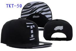 Wholesale Trukfit Snapback Grey Black - New Arrival Trukfit T Snapback Black Zebra Color Snapback Hats Caps Hip Hop Street Snapback Hats
