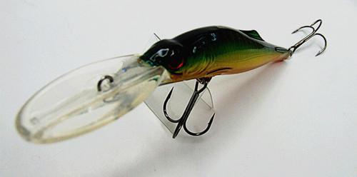 Minnow Bait Fishing Lure Big Duro Artificial Cebo Artificial Big Game Lure Fishing Tackle China Hook Deep Sumergence Tipo de suspensión Dos Tamaño