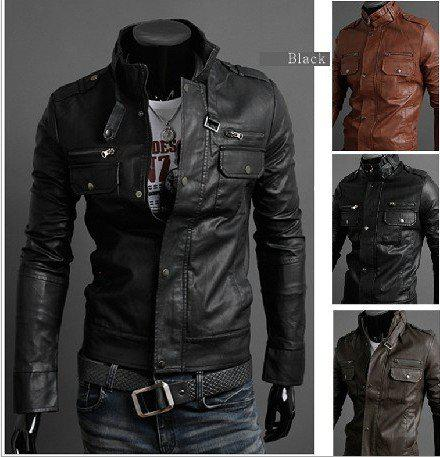 Sexy jackets for men