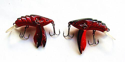 5cm 9g 새우 유혹 랍스터 모양 미끼 낚시 유혹 어려운 플라스틱 미끼 소금 또는 신선한 물 물고기 미끼 Sloshing 날개 중국 훅 싱킹
