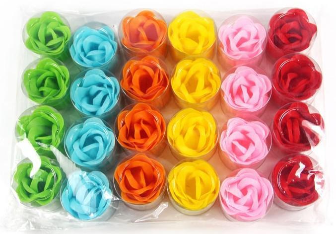 4.5 CM 1 gül çiçek sabun yaratıcı doğum günü hediyesi dönüş yeni garip hediye düğün malzemeleri küçük g