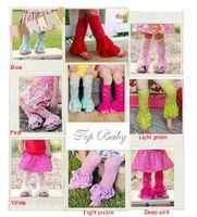 Wholesale Lace Ruffle Leggings For Girls - Wholesale Cute Lace Baby Leg Warmer,Ruffle Thigh High Leg Warmers for Girls,Tights and Leggings 7-co