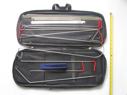 Wholesale tool kit open locks - KLOM Auto Quick Open Kit locksmith tool ,quickly open most of the car door S064