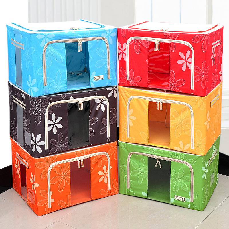 Genial Baina Box Hoaxed Oxford Fabric Storage Box Storage Bags Extra Large Storage  Box