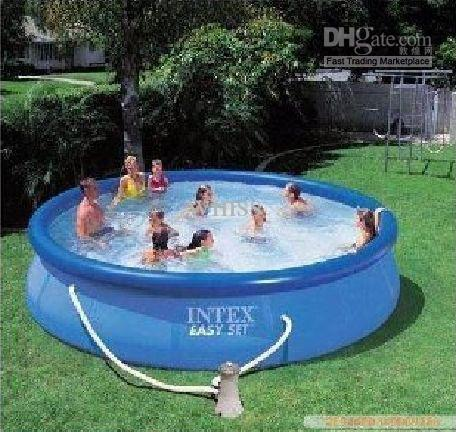 Acheter intex56414 adulte piscine piscine gonflable 457 - Piscine gonflable rectangulaire adulte ...