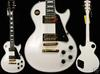 best china Musical Instruments 2010 CUSTOM ELECTRIC GUITAR - ALPINE WHITE Free Shipping!!!!!