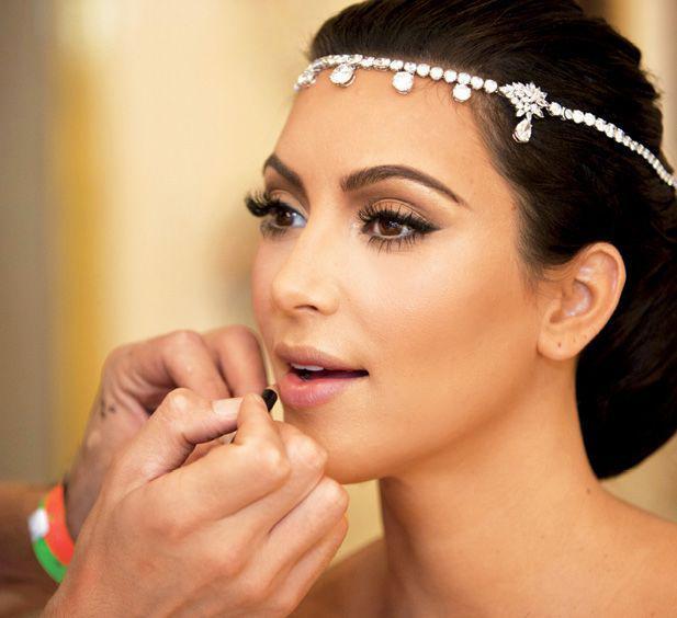Kim Kardashian Style Silver Bridal Wedding Tiara 4 Prom Veil Gown ...