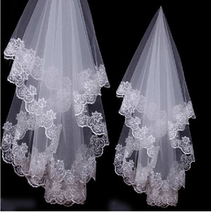 Wholesale New White or Ivory VEIL M