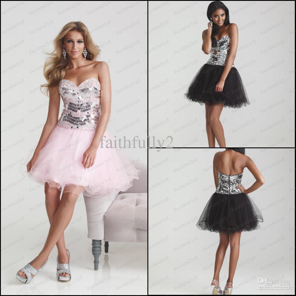 Black And White Masquerade Ball Dresses