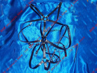 Wholesale Male Full Body Harness - BDSM FATORY Full Body Harness Male Leather Body bondage Straps