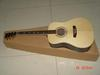 best china guitar Acoustic Dreadnought Guitar Spruce TopRosewood BackAbalone Binding Body OEM