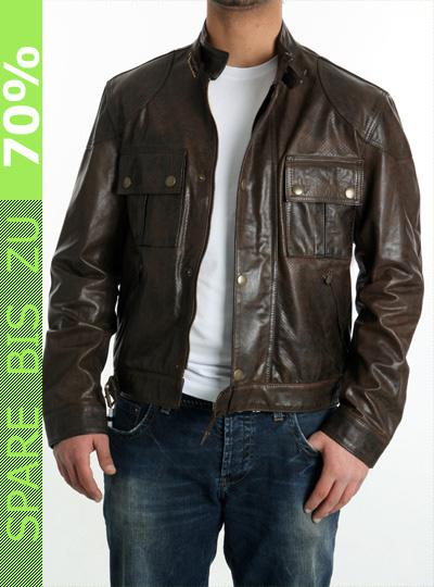 Young mens leather jackets