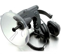 качество бинокля оптовых-2012 100 метров звук расстояние + качество наушников Bionic уха птица смотреть инструмент бинокль fo