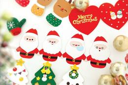 Wholesale Greeting Card Theme Christmas - Greeting cards Christmas theme Packed folded greeting card box sets Christmas Gift Idea wholesale