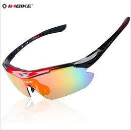 Wholesale Cycling Glasses Myopia - Bicycle Cycling Sunglasses Outdoor Activities Goggles Riding Glasses For Myopia 5 Lens