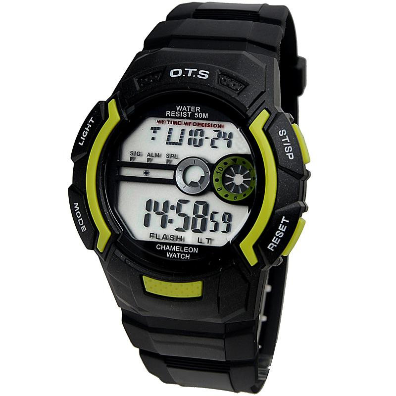 waterproof amazon men dp s electronic wristwatch sports military army aposon watches com atm watch stopwatch digital running resistant