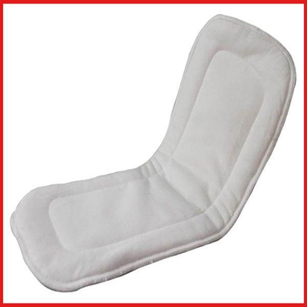 Bambusfaser 5-schicht Windeleinlagen Baby Stoffwindel Einlagen Pad Liner Tuch Windeln Liner 35 * 17,5 CM